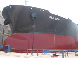 "MT ""SEA LION"""